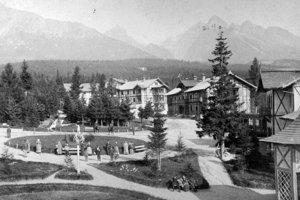 1900 - Dolný Smokovec