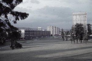 1973 - Námestie Slobody