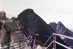 1965 - Lomnický štít