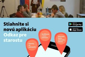 Portál odkazprestarostu.sk sa vďaka novej aplikácii snaží zariadiť, aby sa ľuďom lepšie žilo nielen vo Fekišovciach, ale aj ďalších slovenských obciach.