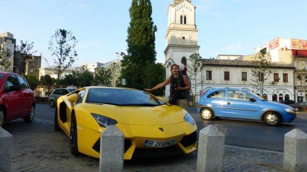Luxus v Rumunsku