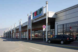 Obchodné centrum Tulip v Martine
