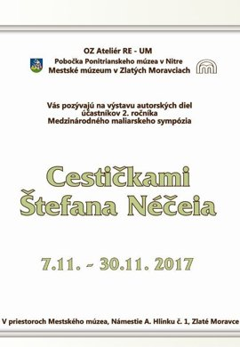 Cestičkami Štefana Néčeia