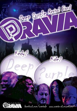 Oravia – Deep Purple Tribute Band