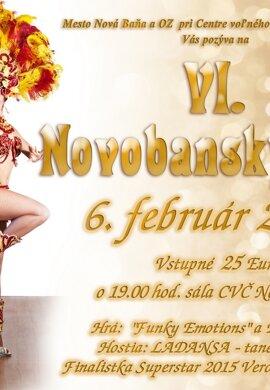 VI. Novobanský ples
