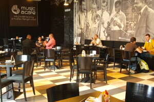Music a Cafe