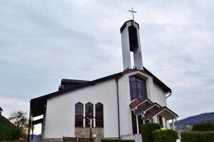 Kostol Sedembolestnej Panny Márie v Hrabičove.