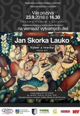 Jan Skorka Lauko - výber z tvorby