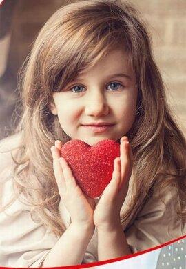 Výroba valentínskych srdiečok