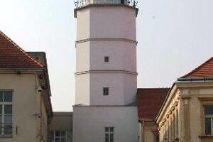 Mestská veža.