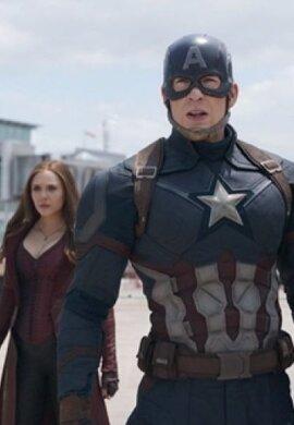 Captain America: Občianska vojna 3D