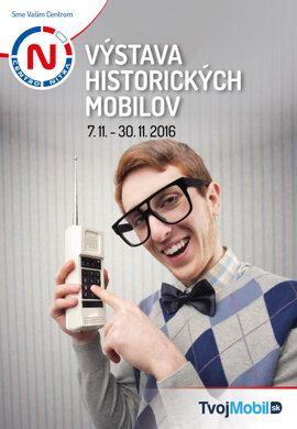 Výstava historických mobilov