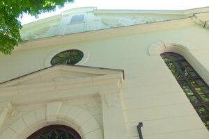 Levická synagóga.