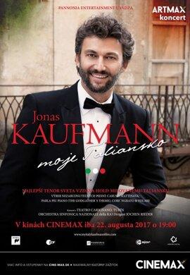 Jonas Kaufmann: Moje Taliansko