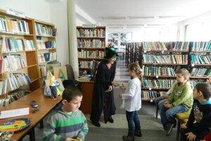 Knižnica Nové Zámky