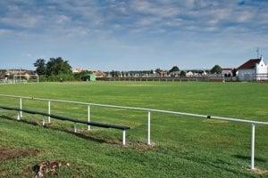 Futbalový štadión Sekule