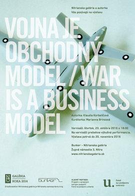Vojna je obchodný model
