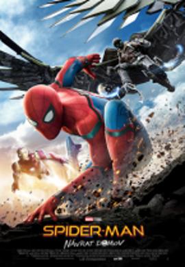 Spider-man: Návrat domov 3D