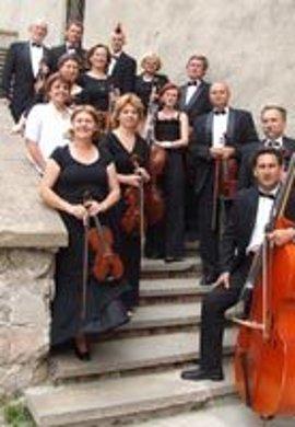 Komorný orchester mesta Trenčín.