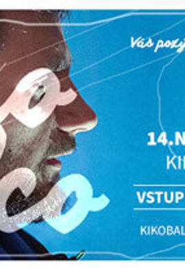 Vietor - Koncert spevák Kika Balca v Novej Bani