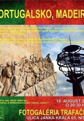 Cestovateľské kino: Portugalsko, Madeira