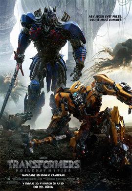 Transformers: Posledný rytier 3D