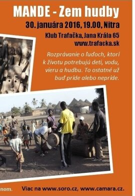 Afrika v Nitre