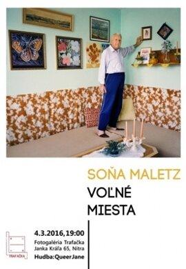 Soňa Maletz: Voľné miesta