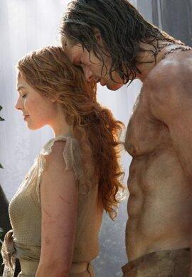 Legenda o Tarzanovi 3D
