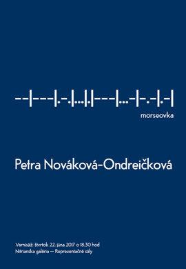 Petra Nováková-Ondreičková — Morseovka