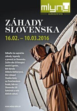 Záhady Slovenska
