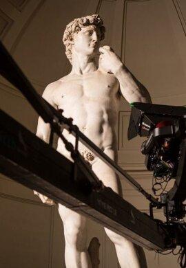 Florencia a Galéria Uffizi 2D
