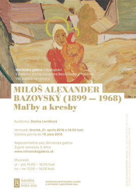Bazovský: Maľby a kresby