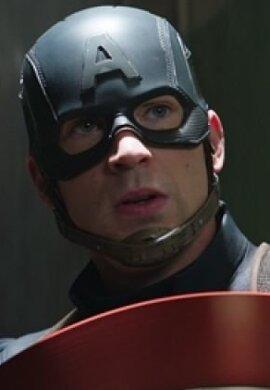 Captain America: Občianska vojna 2D