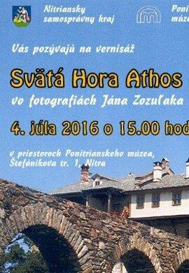 Svätá Hora Athos