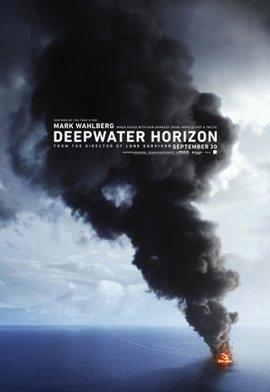Deepwather Horizon: Oceán v plameňoch
