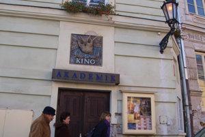 Kino Akademik v Banskej Štiavnici