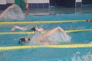 Krytá plaváreň určená pre plavecké športy a plávanie pre verejnosť.