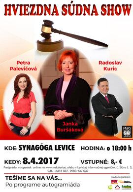 Hviezdna Súdna show