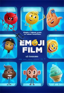 EMOJI FILM 3D