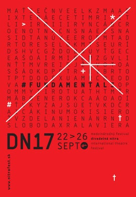 Divadelná Nitra 2017