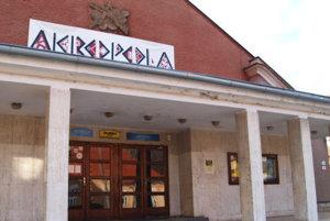 Kino Akropola v Kremnici
