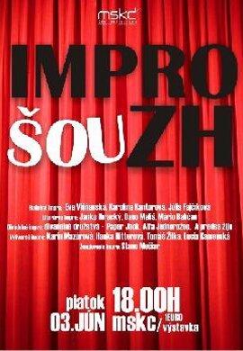 Impro šou prichádza zo Žiaru opäť.