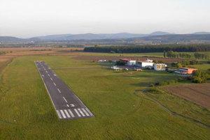 Letisko Boľkovce.