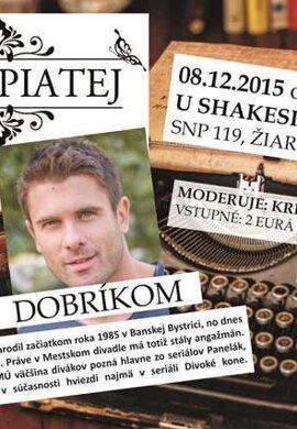 Čaj o piatej: Ján Dobrík