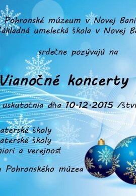 Vianočný koncert v Pohronskom múzeu