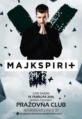 Koncert Majk Spirit live