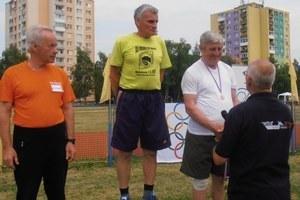 Olympiáda seniorov. Dôchodcovia počas troch dní súťažili v 17 športových disciplínach.