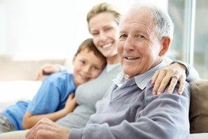 Október mesiac úcty k starším
