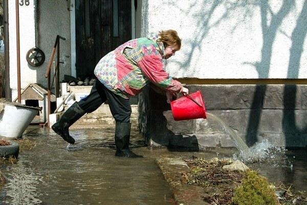 Škody zo záplav môže poisťovňa uhradiť.